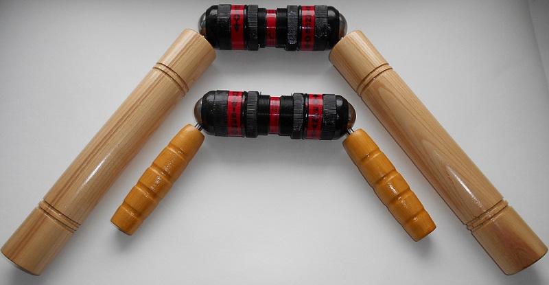 Тренажер Bizon-1M Длинные ручки